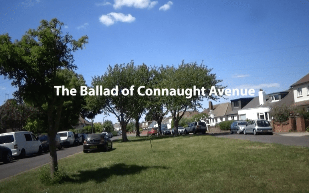 The Ballad of Connaught Avenue: A community responds to lockdown