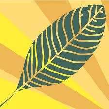 Greening leaf logo