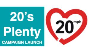 20s Plenty Campaign Launch Header