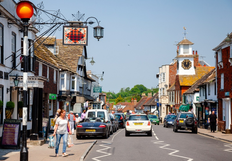 Steyning High St Dreamtime 800px