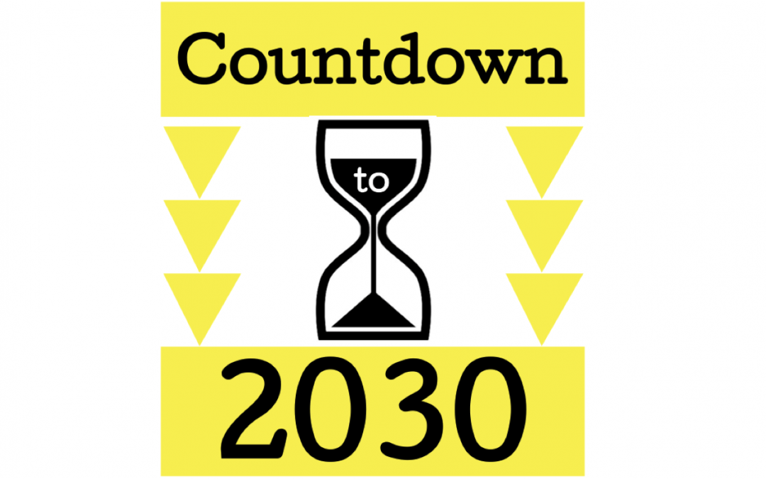 27 April – Countdown to 2030