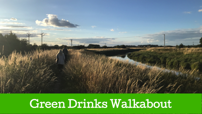 July 27 – Green Drinks Walkabout