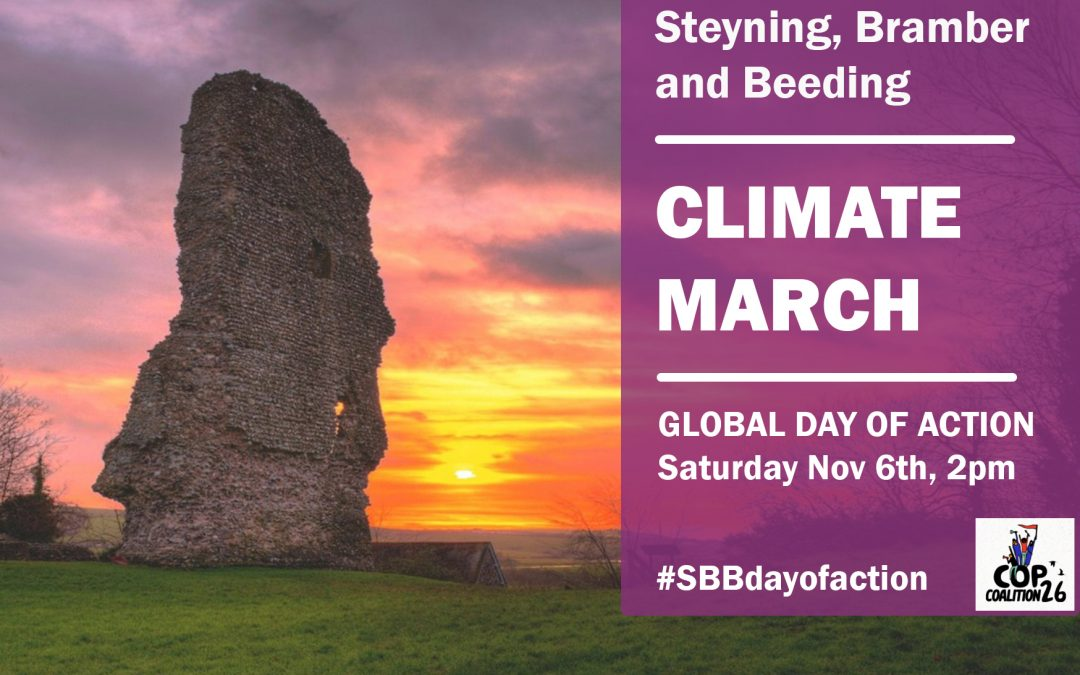 Sat 6 Nov – Day of Action Climate March