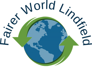 fairer world lindfied logo